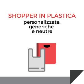 shopper buste plastica