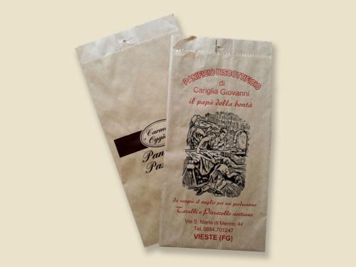 sacchetti carta avana giallina