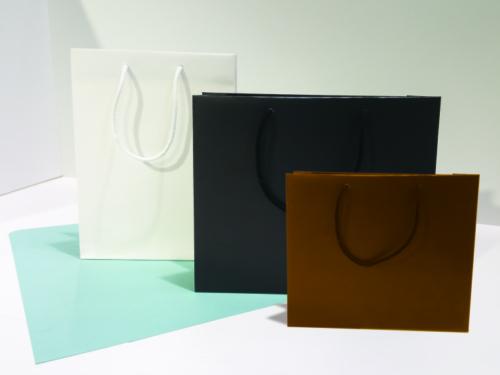 busta-shopper-lusso-elegante-plastificato-opaco-manico-maniglia-rinforzi-risvolti-carta-monopatinata-patinata