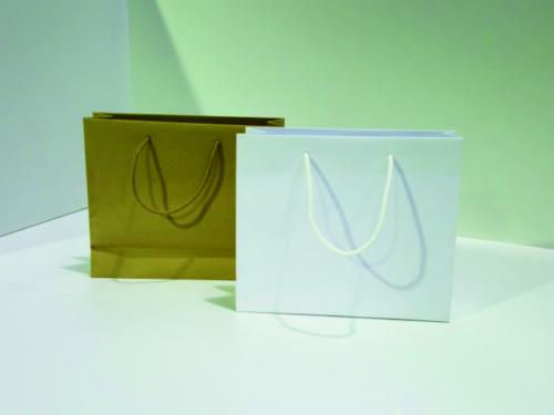 busta-shopper-lusso-elegante-plastificato-lucido-manico-maniglia-rinforzi-risvolti-carta-usomano