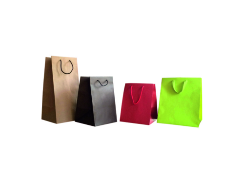 busta-shopper-lusso-plastificato-lucido-opaco-manico-corda-fettuccia-nastro-rinforzi-quadro-verticali