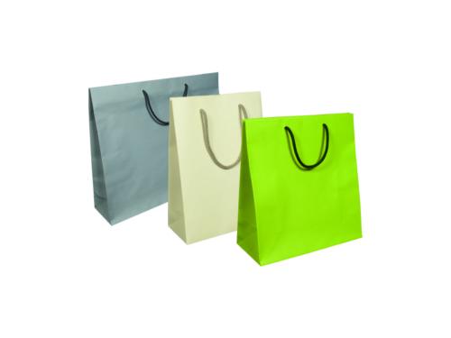 busta-shopper-lusso-plastificato-lucido-opaco-manico-corda-fettuccia-nastro-rinforzi-kb-verticali